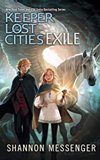 Exile (2) (Keeper of the Lost Cities)