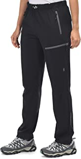 Little Donkey Andy Women`s Lightweight Quick Dry Cargo Hiking Pants UPF 50+ Stretch Travel Pants