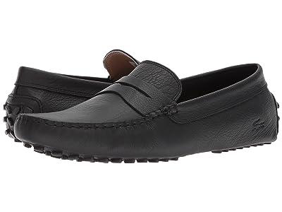 Lacoste Concours 118 1 P (Black) Men