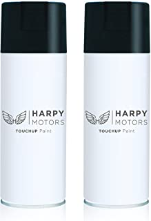 Harpy Motors 12oz Aerosol Spray Paint Kit Compatible with 1998-1998 Honda Civic NH578-4 Taffeta White -Color Match Guaranteed