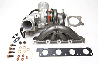HPA Motorsports Hybrid K04 Turbo Longitudinal Compatible With Audi A4 A5 B7 B8 TFSI TSI FSI 2.0L 2.0T EA113 EA888