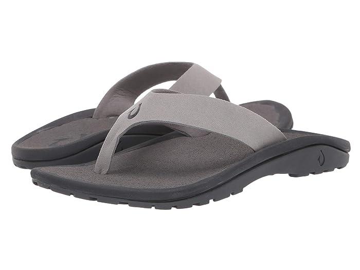 'Ohana Ho'okahi  Shoes (Poi/Charcoal) Men's Sandals