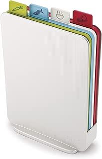 Joseph Joseph Index Compact Chopping Board Set, Multi-Colour, 60 x 80 cm