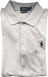 Ralph Lauren Sport Women's Interlock Polo Shirt (Small, TaylorHEA)