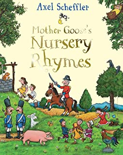 Mother Goose's Nursery Rhymes: A First Treasury