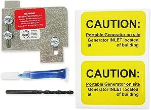 Best generator breaker interlock kit cutler hammer Reviews