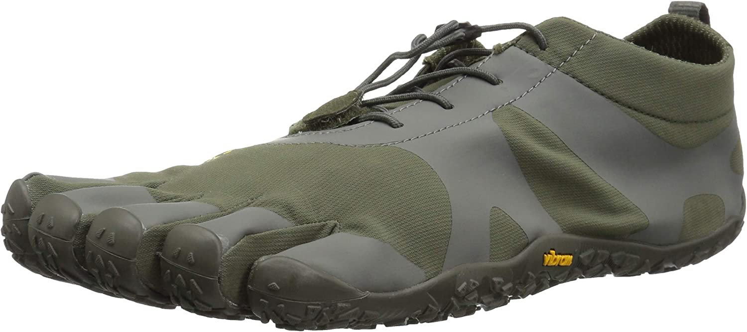 Vibram Mens Men's VAlpha Military Grey Size