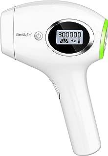 BoSidin Permanent Hair Removal Device for Women & Men - Face, Upper Lip, Chin, Bikini, Leg & Body Use