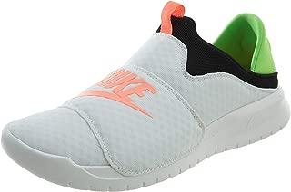 Mens Benassi SLP Low Top Slip On Running Sneaker, White, Size 11.0 O4l5