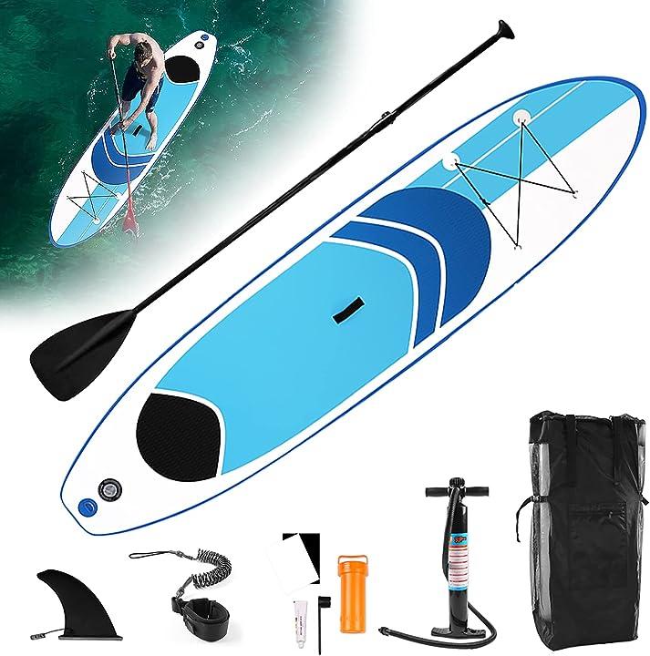 Tavola sup gonfiabile lzq - tavola da paddle stand up B089RFT2M3