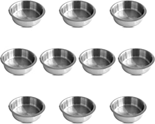 YH Poker Stainless Steel Shallow Drop-in Cup Holder