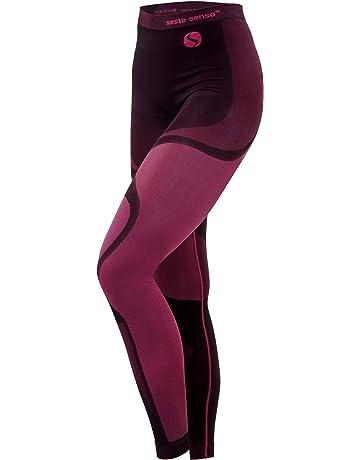 Pantalones Termicos De Esqui Para Mujer Amazon Es