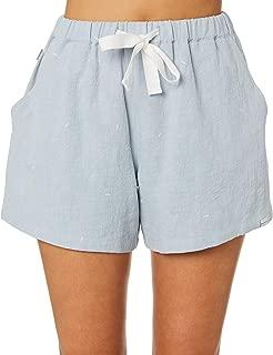 Rpm Women's Olive Short Blue