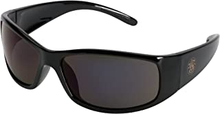 Smith and Wesson Safety Glasses (21303), Elite Safety Sunglasses, Smoke Anti-Fog Lenses..