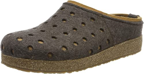 HAFLINGER Grizzly Holly, Holly, Holly, Chaussons Mules Femme f0f
