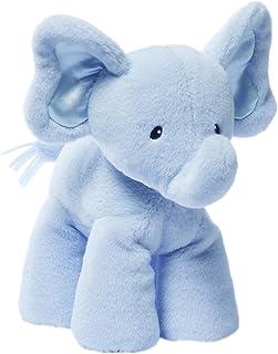 "Gund Baby Bubbles Elephant Plush, Blue, 10"""