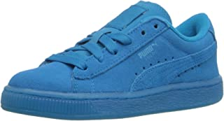 PUMA Suede JR Classic Sneaker (Little Kid/Big Kid)