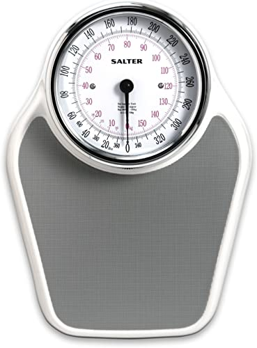 Salter Academy Professional Mechanical Scale (White and Gray)