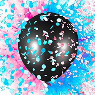 Sepco Gender Reveal Balloons (Both Blue&Pink Powder&Confetti)