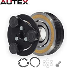 AUTEX AC A/C Compressor Clutch Assembly Kit BP4S61K00 Replacement for MAZDA 3 2004 2005 2006 2007 2008 2009/MAZDA 5 2006 2007 2008 2009