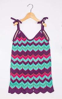 Vestido Infantil tricot roxo - Mariagirl Tamanho:4;Cor:Roxo