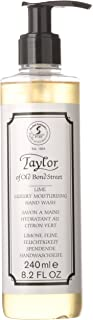 Taylor of Old Bond Street Lime Luxury Hand Wash 8.2 FL OZ
