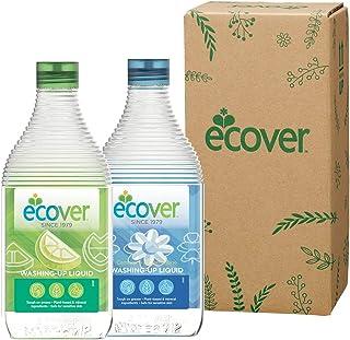 エコベール 洗剤ギフト ECG-10-1 (食器用洗剤レモン450mL + 食器用洗剤カモミール450mL)