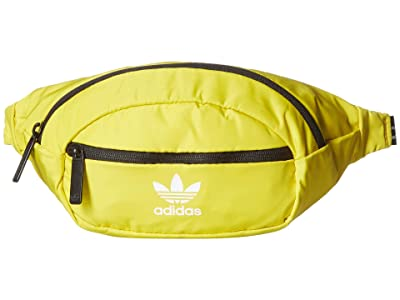 adidas Originals Originals National Waist Pack (Yellow) Travel Pouch