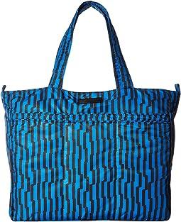 Onyx Super Be Zippered Tote Diaper Bag
