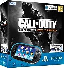 PlayStation Vita WiFi Console with Call of Duty: Black Ops II Declassified and 4 GB Memory Card [Edizione: Regno Unito]