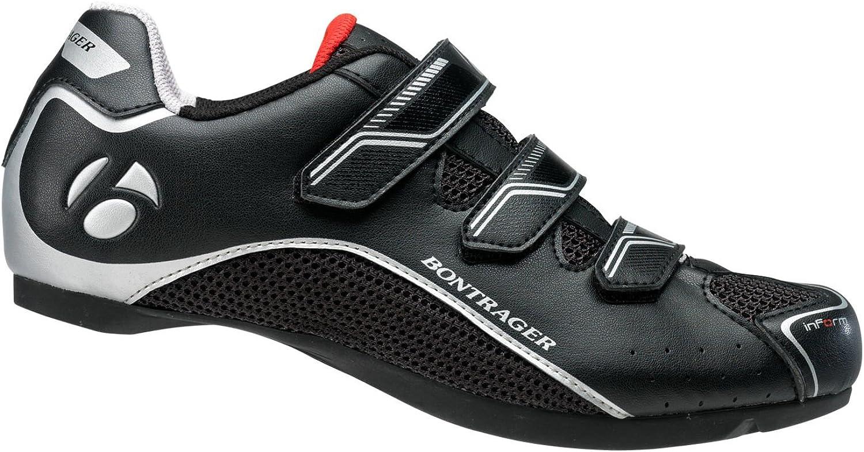 Bontrager Solstice Rennrad Fahrrad Schuhe schwarz 2019
