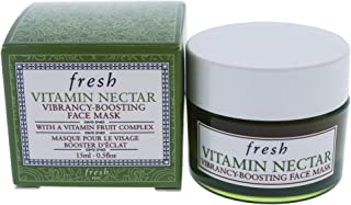 Fresh Vitamin Nectar Vibrancy-boosting Face Mask By Fresh for Women - 0.5 Oz Mask, 0.5 Oz