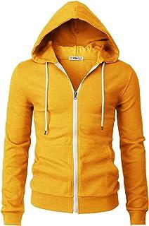 36bb6450f Amazon.com: Yellows - Fashion Hoodies & Sweatshirts / Clothing ...