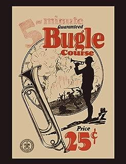 5 bugles design
