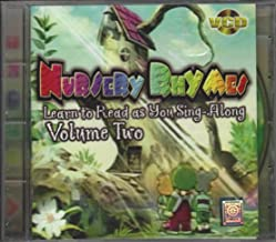 Nursery Rhymes (Learn to Read as You Sing-Along) Volume Two VCD- Video Compact Disc