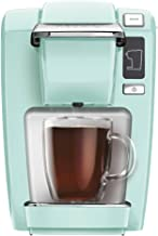 Keurig K15 Coffee Maker, Single Serve K-Cup Pod Coffee Brewer, 6 to 10 oz. Brew Sizes, Oasis