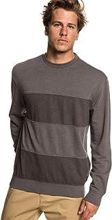 Quiksilver Bankstown Blues - Sweatshirt - Men - S - Black