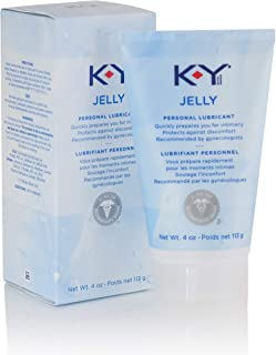 K-Y Jelly 4oz (113g) x 3 (Value Pack
