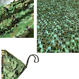 Image of KDDFN Camouflage Nets,Shade Nets,UV Protection Nets,for Outdoor Recreation,Decorative Gardens,Hunting,Jungle Camping,Balcony Sun Protection