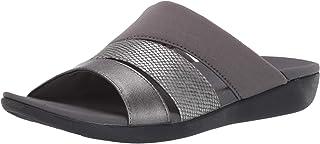Clarks Brio Surf womens Slide Sandal