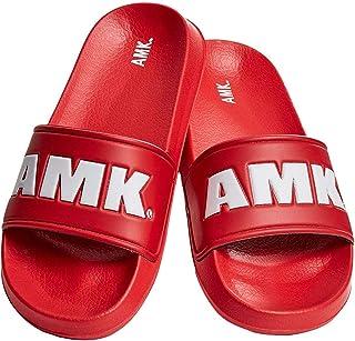 AMK Bath Slippers - Slides red - 37