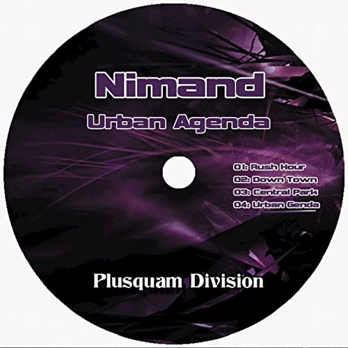 Urban Agenda by Nimand on Amazon Music - Amazon.com