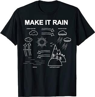 Best make it rain t shirt Reviews