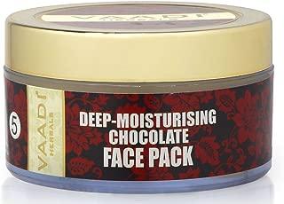 Vaadi Herbals Deep Moisturising Chocolate Face Pack, 70g
