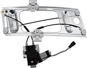ACDelco 11A10 Professional Front Driver Side Power Window Regulator with Motor