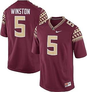 Nike Jameis Winston Florida State Seminoles Alumni Football Jersey - Garnet