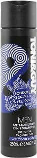 Toni & Guy Mens Shampoo & Conditioner Antidandruff, 2 in1 250ml