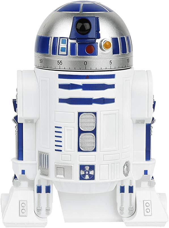 Star Wars Kitchen Timer R2 D2 Countdown Timer With Rotating Head