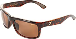 Demi Tortoise w / Copper Polarized Lens