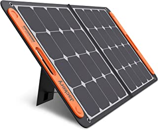 Jackery SolarSaga 100W Portable Solar Panel for Explorer 160/240/500/1000 Power Station, Foldable US Solar Cell Solar Char...
